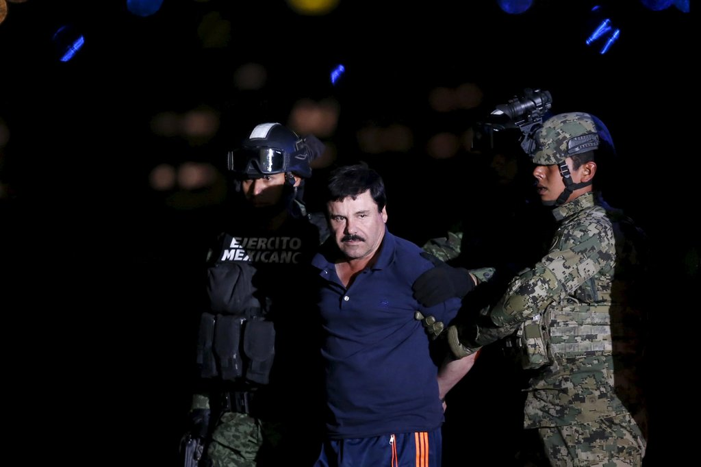 The War on Drugs, Cross-border Crimes And The Implications Of The Extradition OF ElChapo